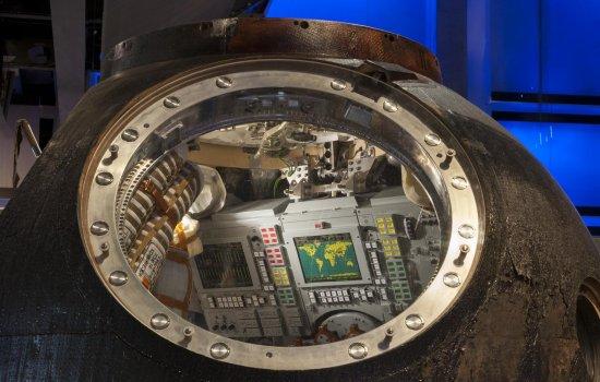 Soyuz TMA-19M descent module