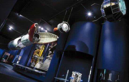 Black Arrow, Exploring Space, Science Museum