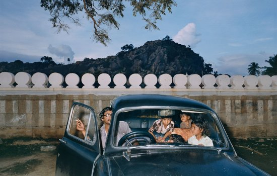 Mitch Epstein, Shravanabelagola, Karnataka, India 1981