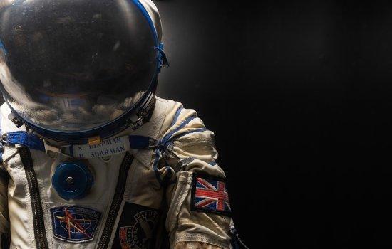 Helen Sharman's space suit