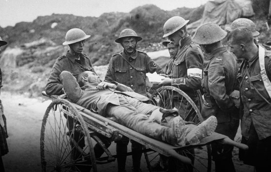 Wounded: Conflict, Casualties and Care