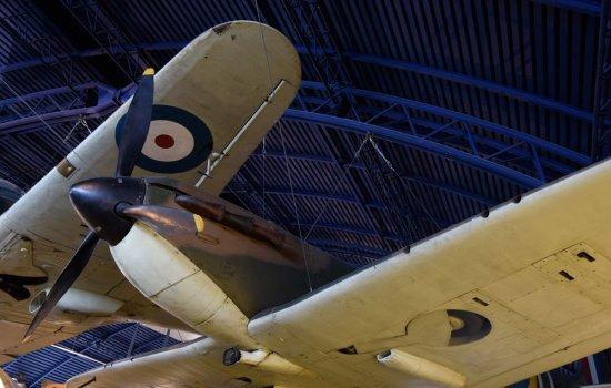 Aeroplanes in the Flight gallery
