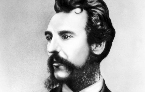 Photograph of Alexander Graham Bell