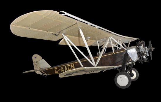 Handley Page 'Gugnunc' aeroplane