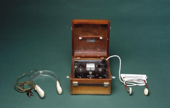 electroconvulsive shock therapy machine