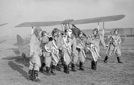 Women pilots of the Air Transport Auxiliary