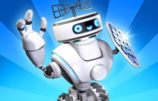 My Robot Mission AR