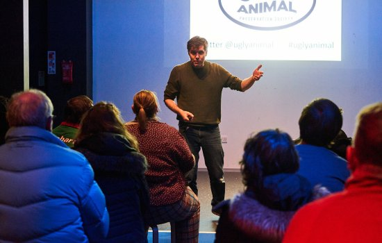 Talk at the National Science and Media Museum
