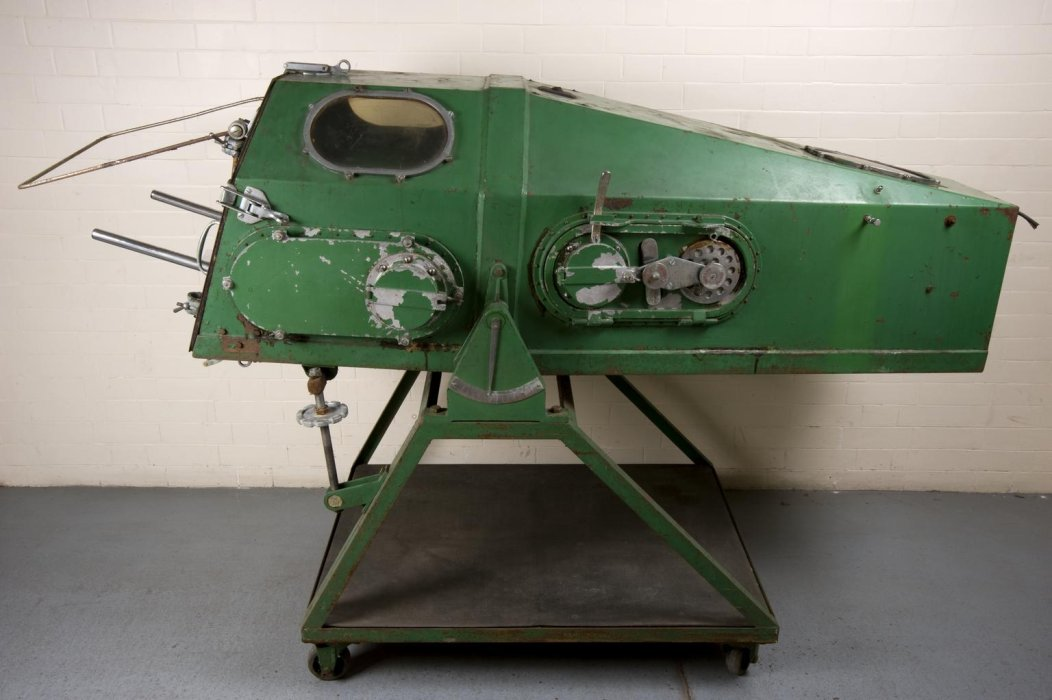 The Iron Lung | Science Museum