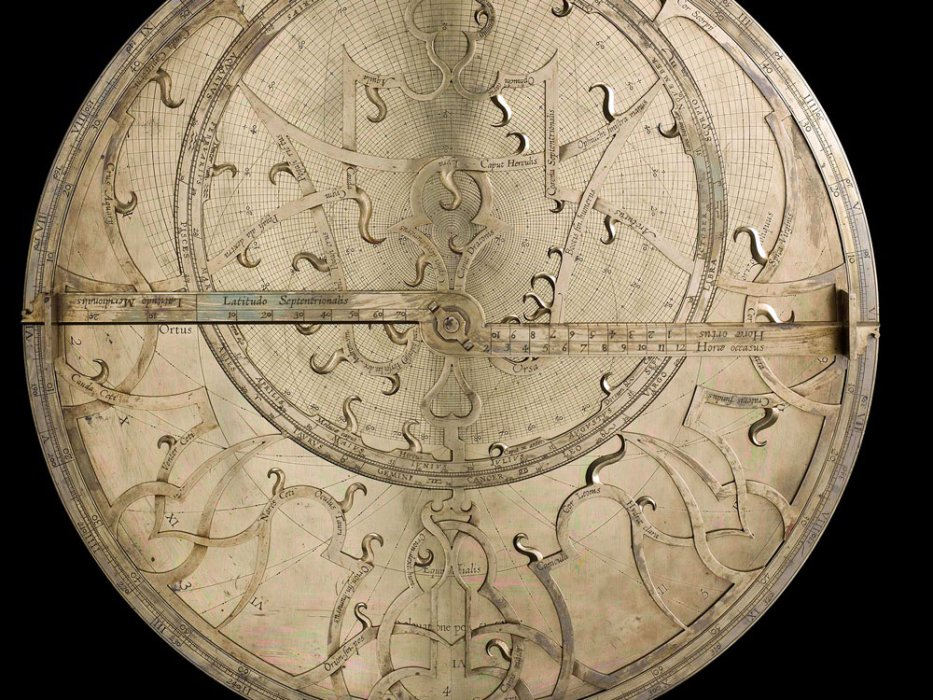 European astrolabe