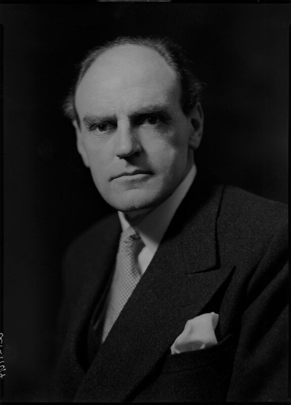 Portrait of John Charles Walsham Reith, 1st Baron Reith by Howard Coster, 1934