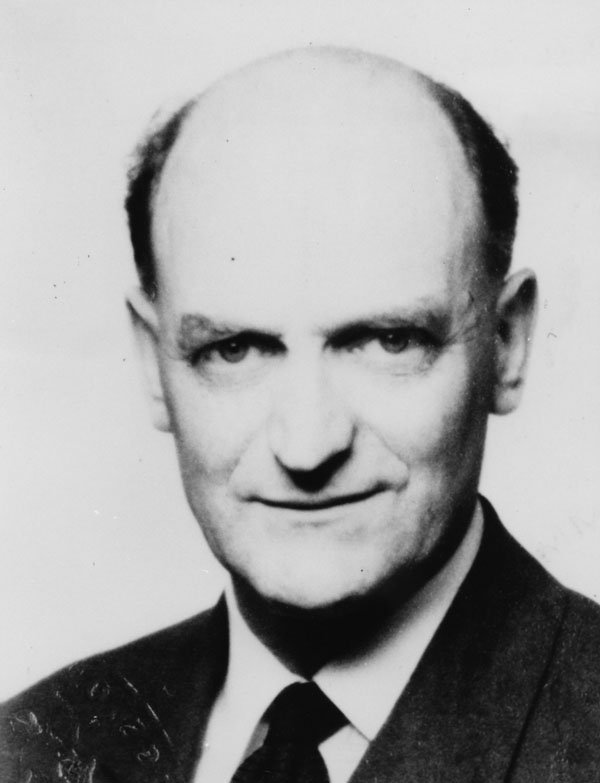 Photo of Bill Phillips showing his head and shoulders