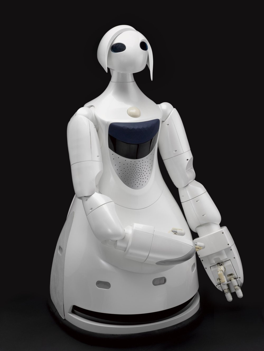 Robina Partner Robot created by Toyota Motor Co., Japan, c.2007