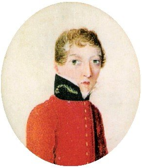 Portrait of James Barry, 1812